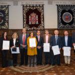 Entrega de Premios CEI 2018