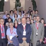 Participación del CEI en el Encuentro REDTRANSFER en Sevilla. Santiago Romo y Mar gómez. Junio de 2015.