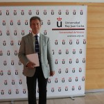 """Curso de Verano """"Energía Inteligente para un Futuro Sotenible"""". Director del Curso: Guillermo Calleja Pardo. Julio de 2015."""