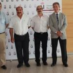 """Curso de Verano """"Energía Inteligente para un Futuro Sotenible"""". Ponentes: Javier Dufour, Samuele Furfari, Juan Esteban Carrasco y Guillermo Calleja. Julio de 2015."""