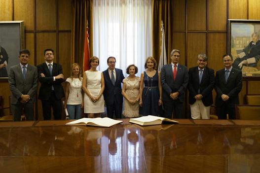 Nuevo Equipo de Gobierno. julio 2015