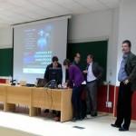 """Curso URJC """"Energías Limpias"""". Ponentes: José Iglesias, Javier Orellana, Juan M García y Javier Dufour. Marzo 2015."""