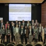 Participación del CEI EN EL Encuentro REDTRANSFER Y REPSOL. Asistentes: Santiago Romo y Mar Gómez. Abril de 2015.