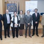 """II Seminario URJC-IBM. """"Smart Cities: Internet of things"""". Foto de los ponentes"""