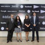 Premios de Internet: Carmelo Mercado, Natalia Esteban, Mar Gómez y José Iglesias
