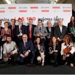 Mayo 2016 Entrega Premio 100 Mejores Ideas