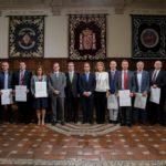 Galardonados en los Premios CEI_ 2017