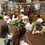Jornada impartida por las voluntarias AEMENER. Jeanette Ferreira Gómez y Mar Gómez Zamora. Colegio Sagrados Corazones.