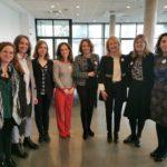 Jornada Fomento del Talento y el emprendimiento de las mujeres. URJC; AEMENER; WOMEN CEO; USAL.