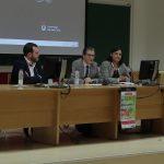Seminario Eficiencia Energética 2016 Vicerrector y Ponentes URJC