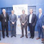 Reunión 2017 del C. Ejecutivo del CEI. S. Villar, L.M. Vergasa, M. Romero, J.A.Melero, J.R. Velasco, E. Soria y M. Gómez