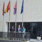 Visita de la Universidad Nacional de San Luis al CEI